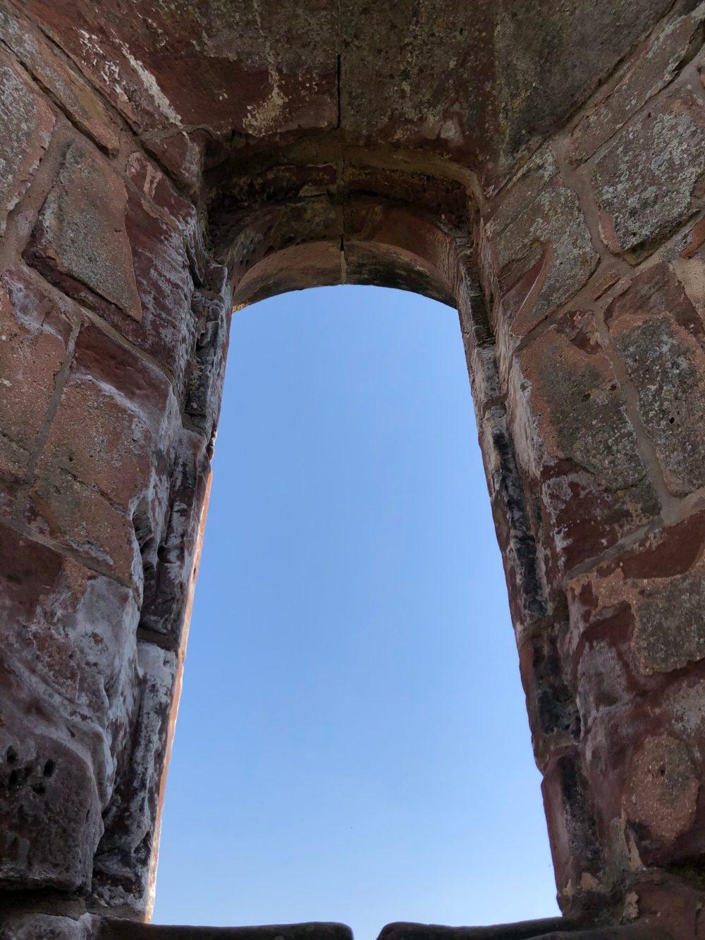 Fenster des Klosters