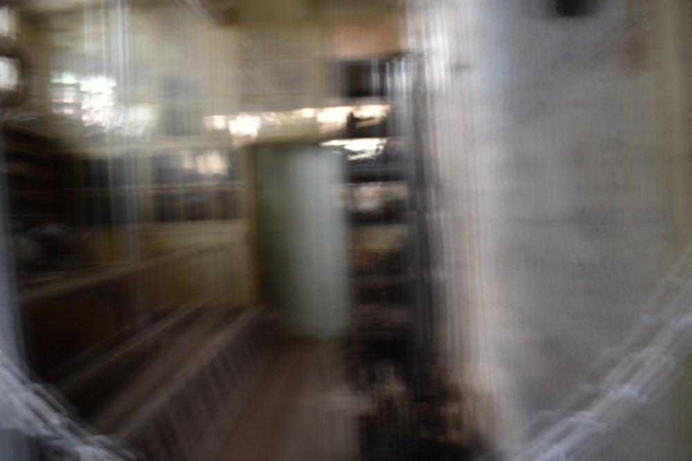 Gespenstischer Raum