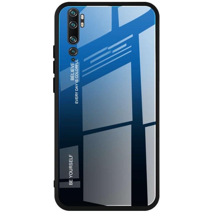 Buy Xiaomi Mi Note 10 Premium Protection Mistic Blue Funda Powerplanetonline