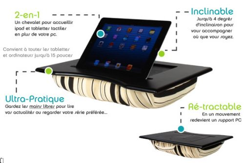 padtopper support ipad tablette pour