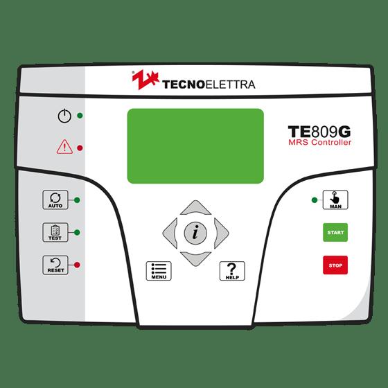 Tecnoelettra TE809 G Generator Controller