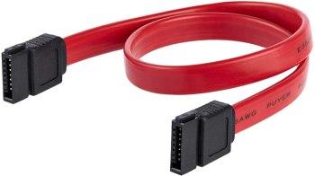 a SATA cable