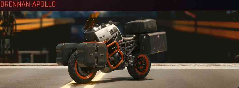 Cyberpunk 2077 Vehicle Guide cyberpunk 2077 brennan apollo