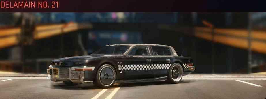 Cyberpunk 2077 Vehicle Guide cyberpunk 2077 delemain no 21
