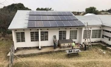 Zimba Mission Hospital, Zambia