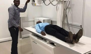 Karolyn Kemptom Hospital, Togo