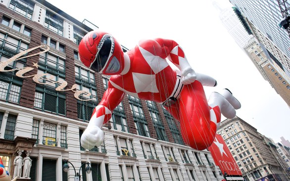 Macy's Thanksgiving Day Parade To Feature Power Rangers