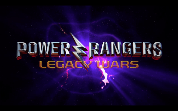 Power Rangers: Legacy Wars Running Roster