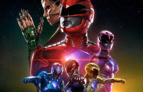 Power Rangers Movie Tops Home Video Sales