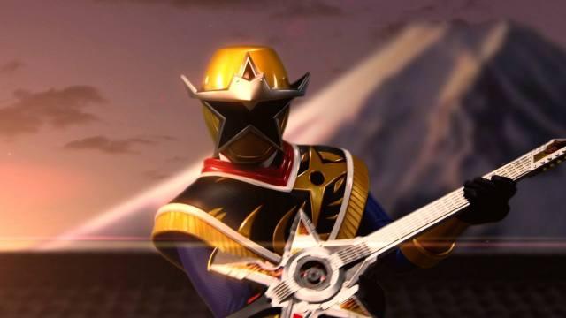 Ninja Steel Gold Ranger Spoiler Revealed