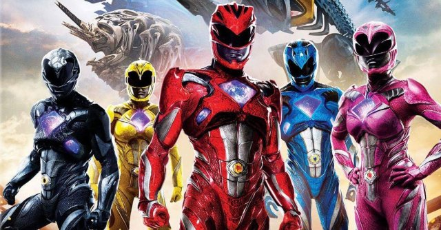 Power Rangers Movie Events Coming To California