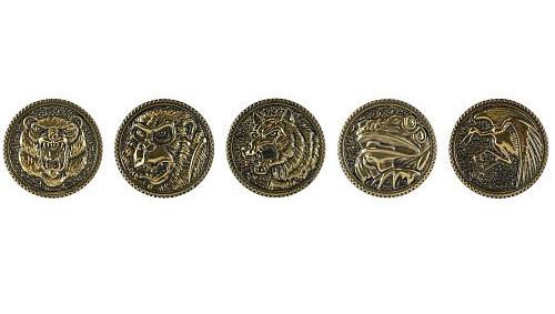 Legacy Ninja Coin Photos Released
