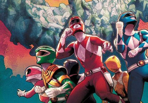 Mighty Morphin Power Rangers Issue #22 Details