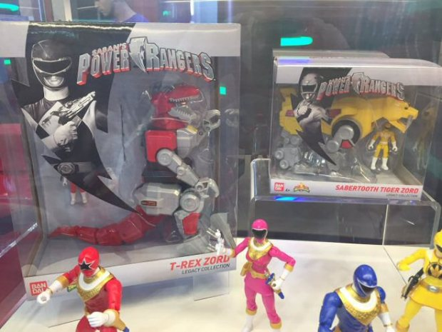 New Legacy Toys At New York Comic Con