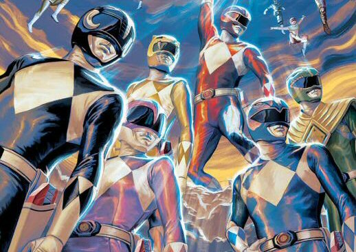 Mighty Morphin Power Rangers Anniversary Special Announced