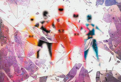 Power Rangers: Shattered Grid Finale #1 Details