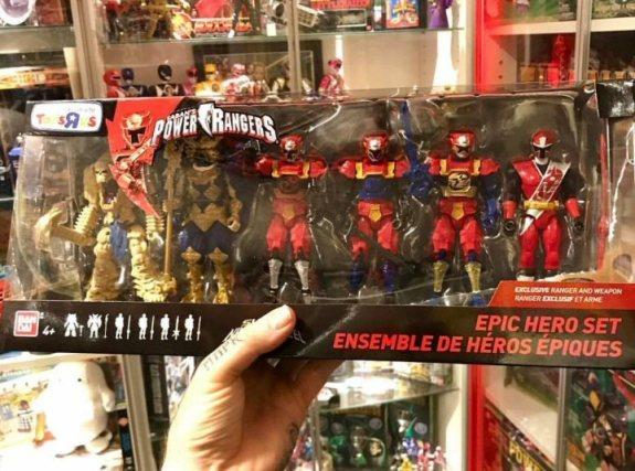 Ninja Steel Mick Figure Released