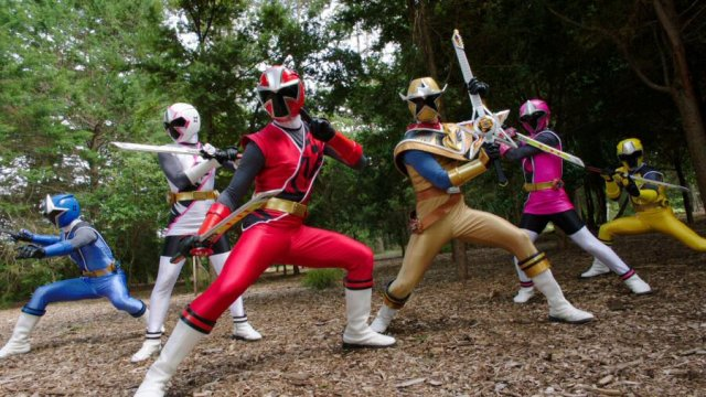 Power Rangers Super Ninja Steel Fall Episode Details