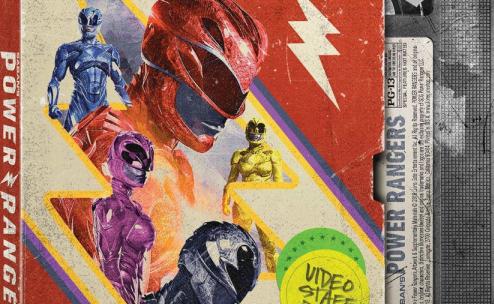 Power Rangers Movie Retro Edition Released