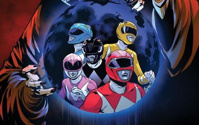Saban's Go Go Power Rangers Issue #17 Details
