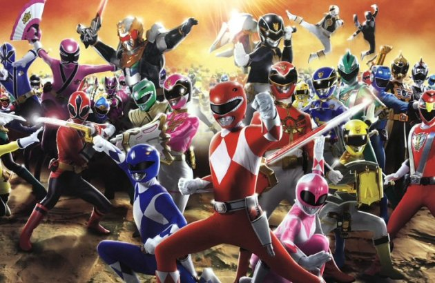 Hasbro Announces Power Rangers Live Tour