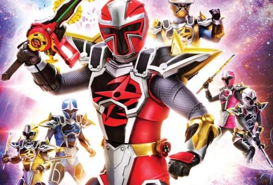 Super Ninja Steel Complete Season DVD Announced