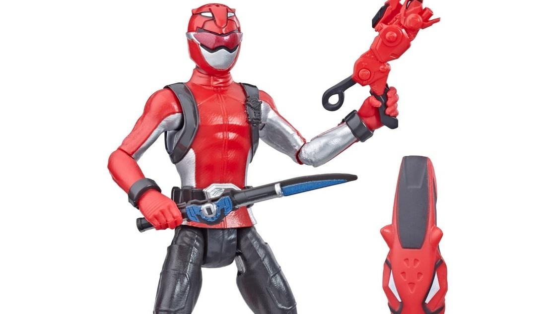 Hasbro Reveals Beast Morphers Action Figures - Power Rangers NOW