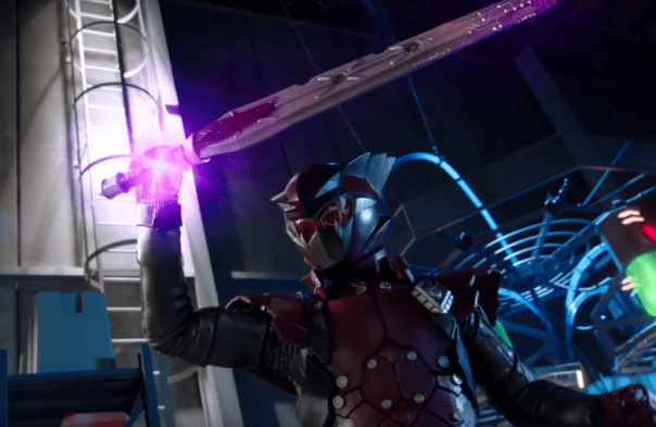 First Power Rangers Beast Morphers Clip Released