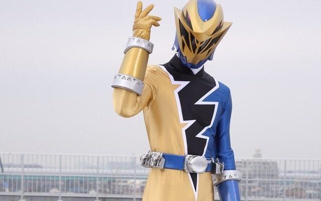 Ryusoulger Gold Ranger Revealed