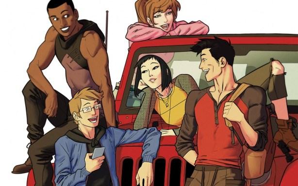 Saban's Go Go Power Rangers: Forever Rangers Details