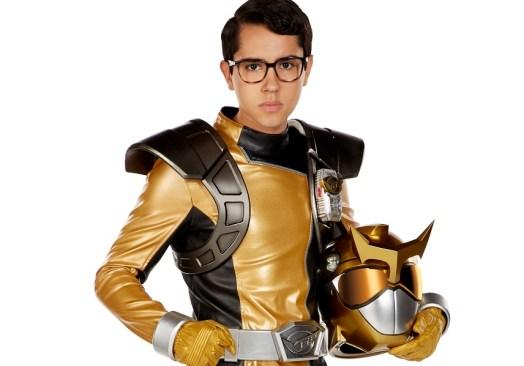 Power Rangers Beast Morphers Gold Ranger Debuts