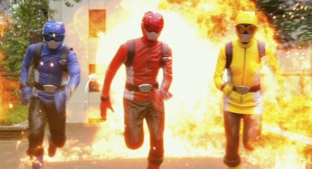 Power Rangers Beast Morphers Comes To Netflix