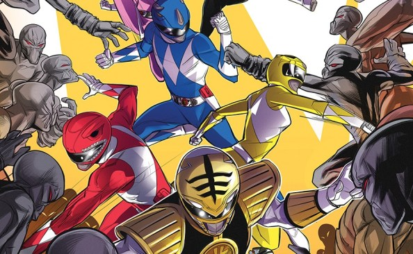Saban's Go Go Power Rangers Issue #29 Details