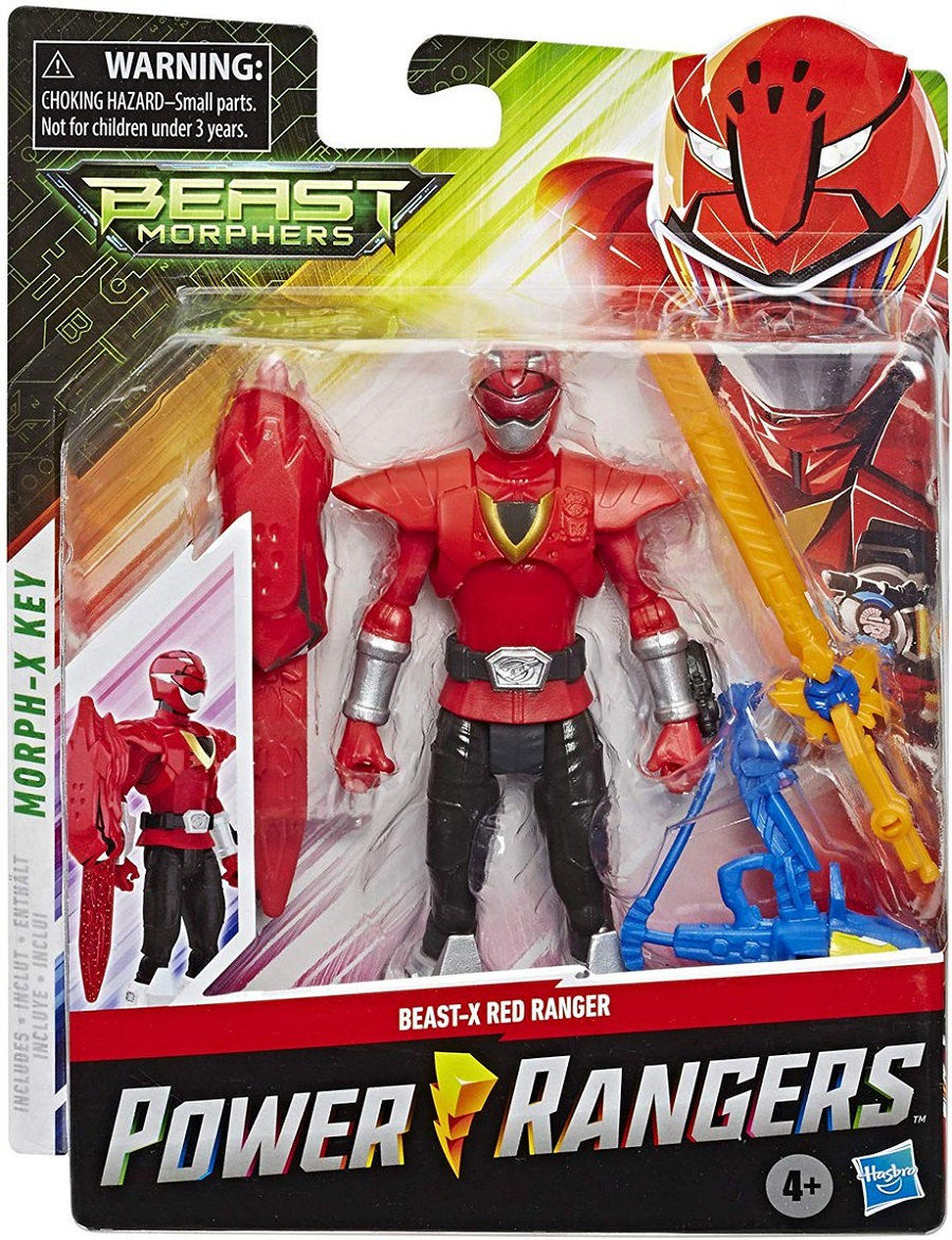 Power Ranger Beast Morpher Season 2 : power, ranger, beast, morpher, season, First, Power, Rangers, Beast, Morphers, Season, Revealed