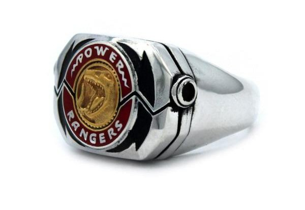 Premium Power Rangers Jewelry Unveiled