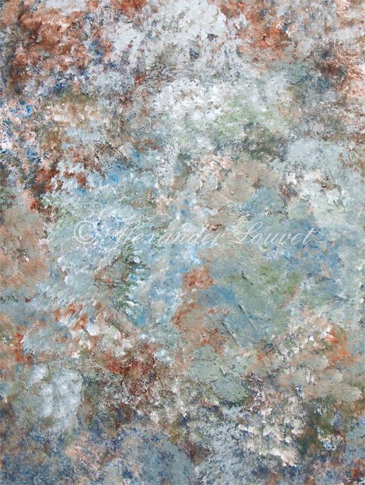 "Painting ""Dreams"" Acrylic-Oil 80X60"