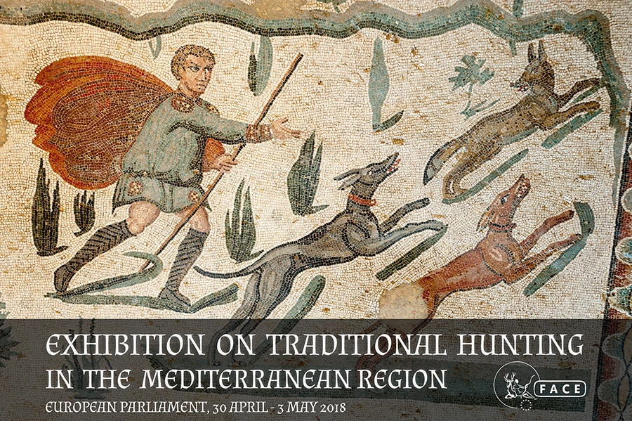 "FACE - Exhibition on ""Traditional Hunting in the Medterranean Region"""