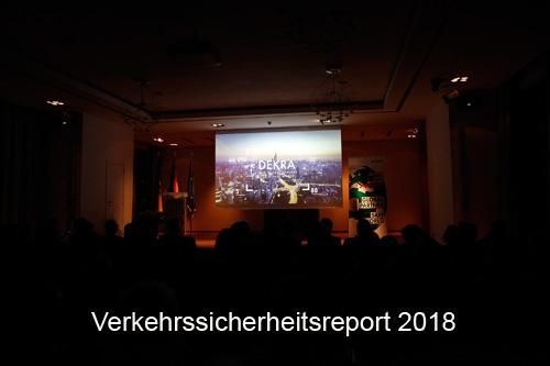 DEKRA Verkehrssicherheitsreport 2018 - INFO