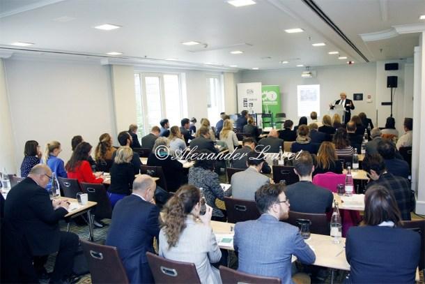 DIN Konferenz 2019 in Brüssel - 09 10 2019