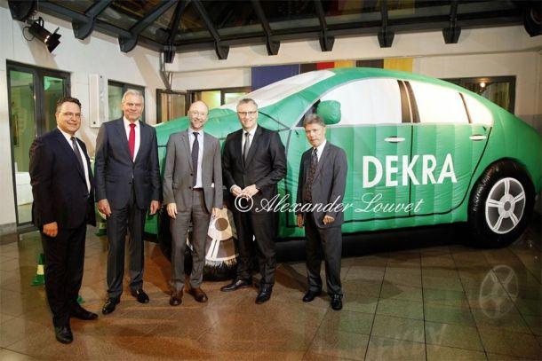 Press Info - DEKRA - Präsentation Verkehrssicherheitsreport 2019