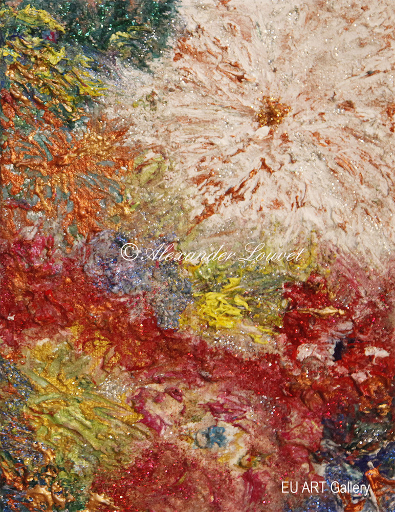 "Painting ""Maxim"" - 30X24 - Oil"