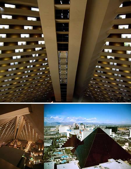 "Luxor Tower One Bedroom Suite: 10 Amazing Elevators AKA ""Lifts"" ;)"