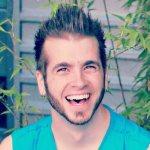 Brandon BOzzi, co-founder of Game It Forward