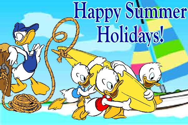 Image result for happy summer holidays