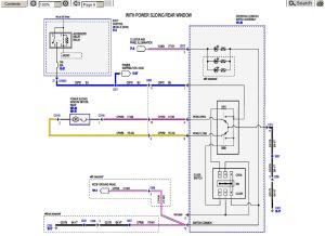 2016 F250 XLT CC  Prewired for Power Sliding Rear Window