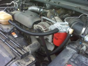 Coolant Filter  Ford Powerstroke Diesel Forum