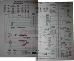 Need PCM Pinsconnector #s diagram  Ford Powerstroke Diesel Forum