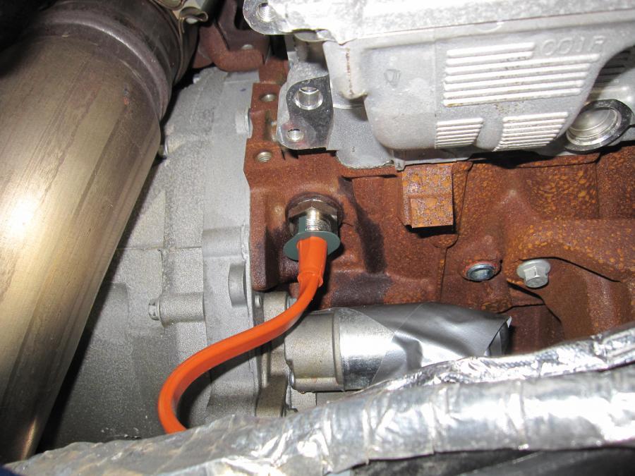 F250 Block 2007 Warmer