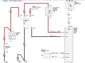 Testing rapid supplemental heater?  Ford Powerstroke