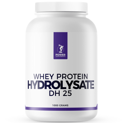 Whey Protein Hydrolysate DH25 Classic 1000g -